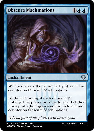Obscure Machniations