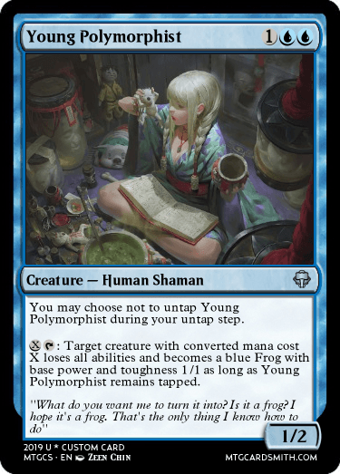 Young Polymorphist