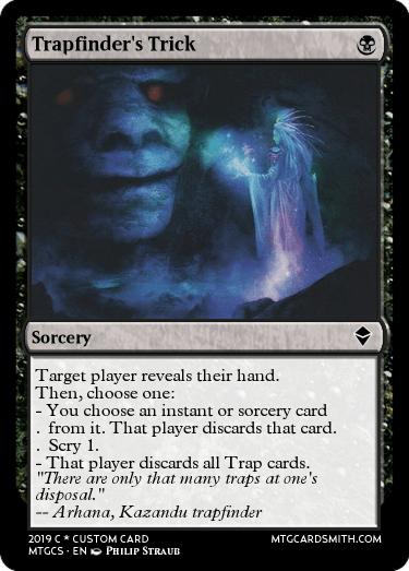 Trapfinder's Trick (my version)