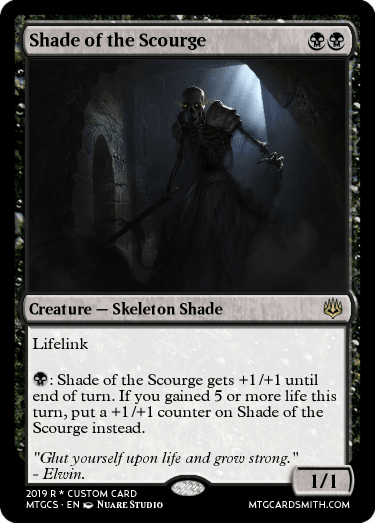 Shade of the Scourge