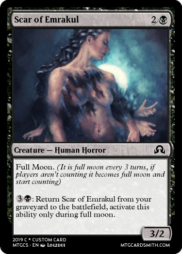 Scar of Emrakul