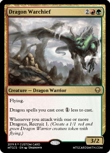 Dragon Warchief
