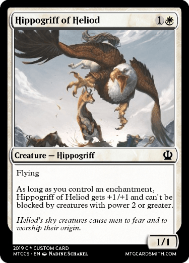 Hippogriff of Heliod
