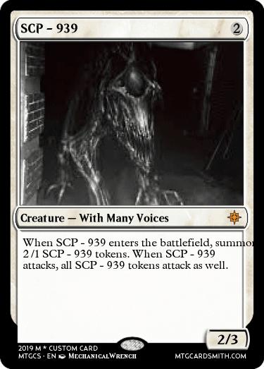 Scp 939 Voice