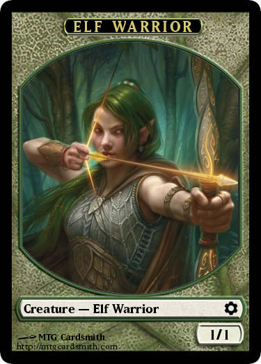 Elf Warrior