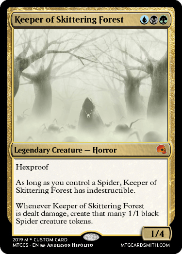 Keeper of Skittering Forest