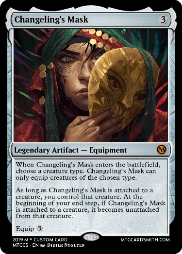 Changeling's Mask