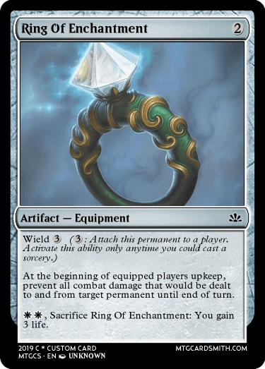Ring Of Enchantment