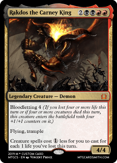 Rakdos the Carney King