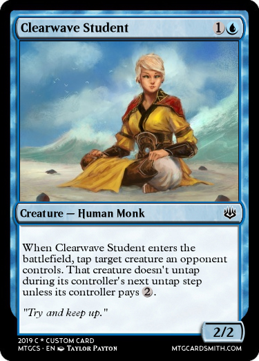 Clearwave Student