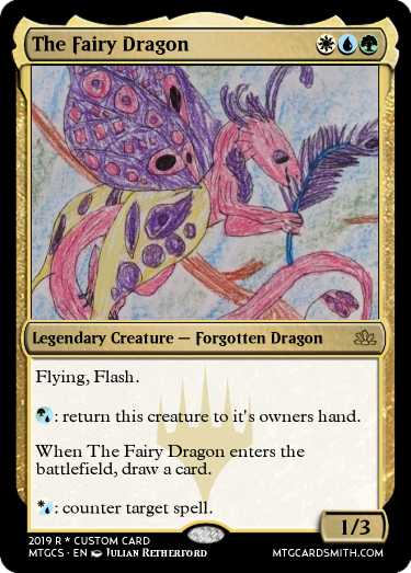 The Fairy Dragon