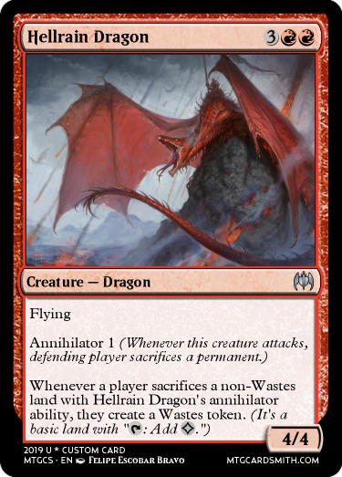 Hellrain Dragon