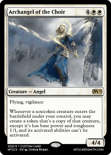 Archangel of the Choir