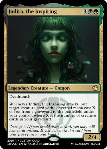 Indira the Inspiring