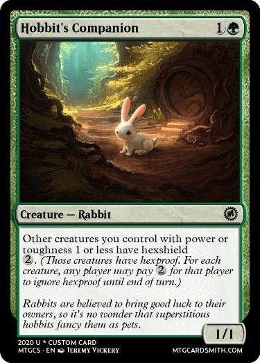 Hobbits Companion