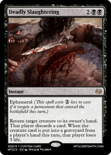 Deadly Slaughtering