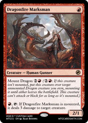 Dragonfire Marksman