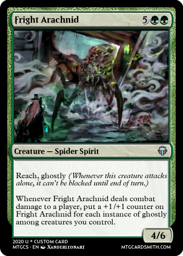 Fright Arachnid