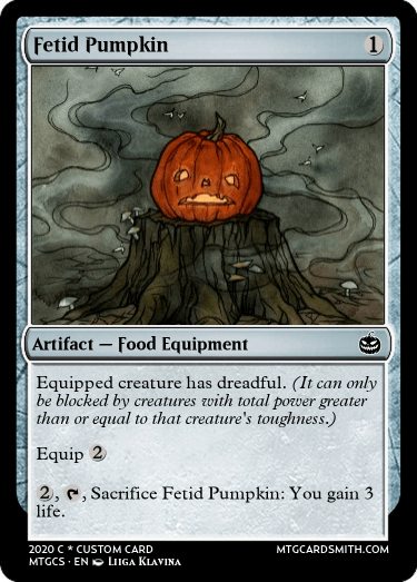 Fetid Pumpkin