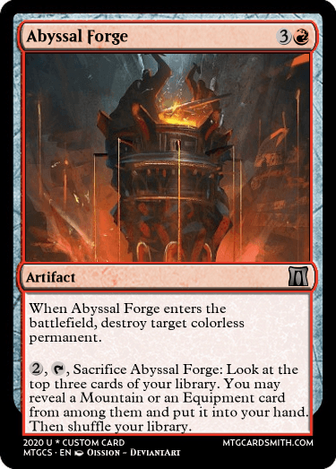 Abyssal Forge