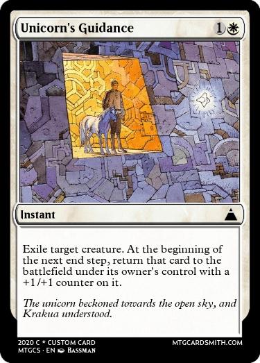 Unicorns Guidance