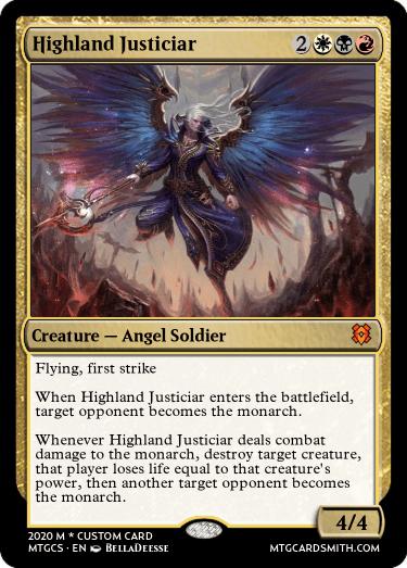 Highland Justiciar