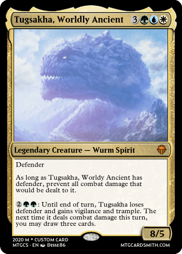 Tugsakha, Worldly Ancient