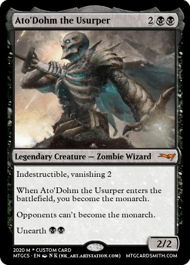 AtoDohm the Usurper