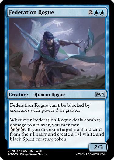 Federation Rogue