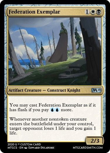 Federation Exemplar