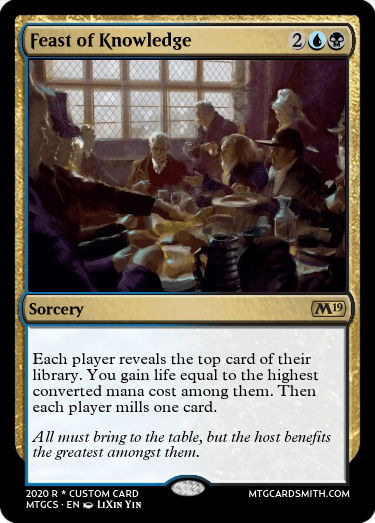 Feast of Knowledge