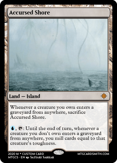 Accursed Shore