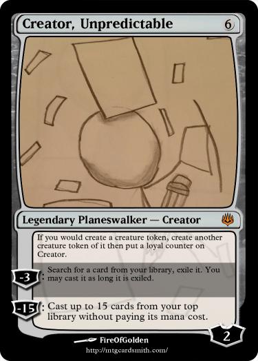 Creator Unpredictable