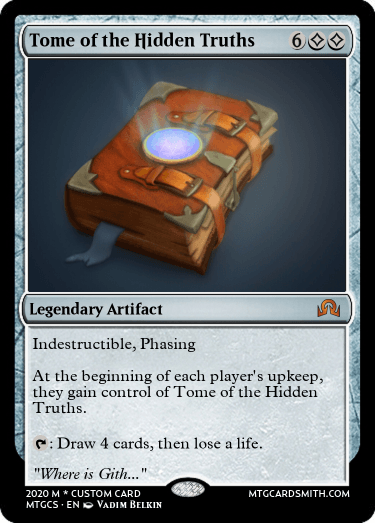 Tome of the Hidden Truths