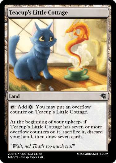 Teacup's Little Cottage