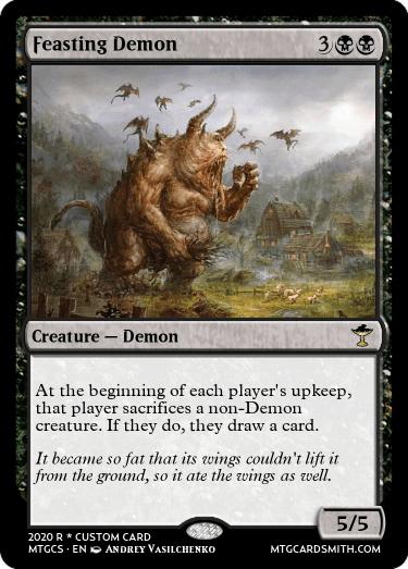 Feasting Demon