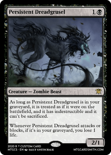 Persistent Dreadgrusel