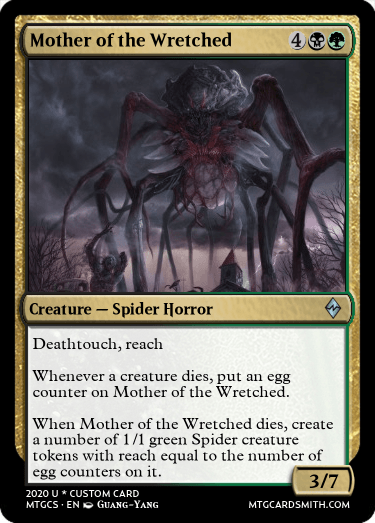 Mother of the Wretched