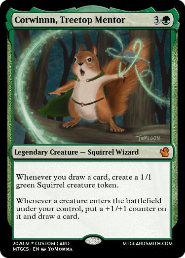 Corwinnn Treetop Mentor