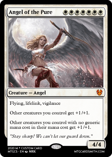 Angel of the Pure