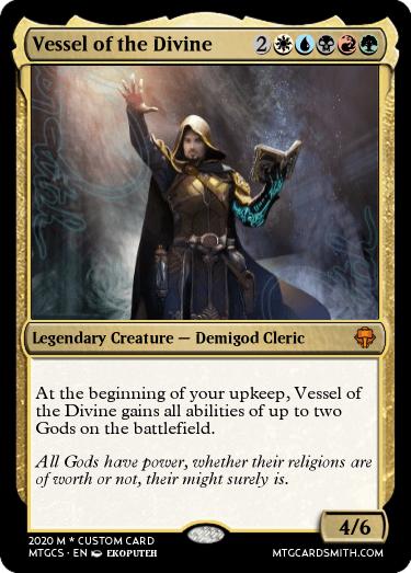 Vessel of the Divine