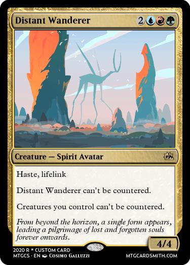 Distant Wanderer