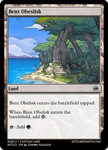 Bent Obelisk