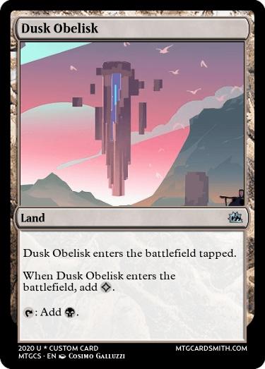 Dusk Obelisk