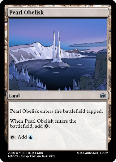 Pearl Obelisk