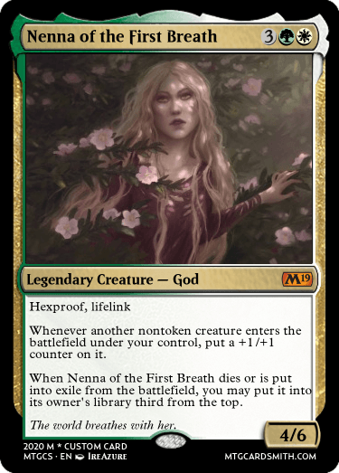 Nenna of the First Breath
