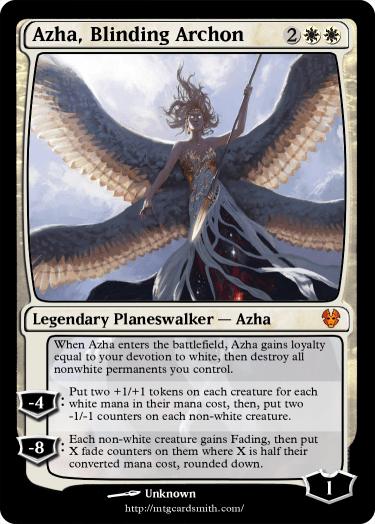 Azha Blinding Archon