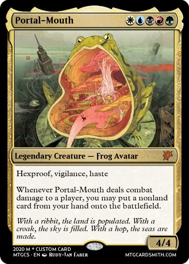 Portal-Mouth