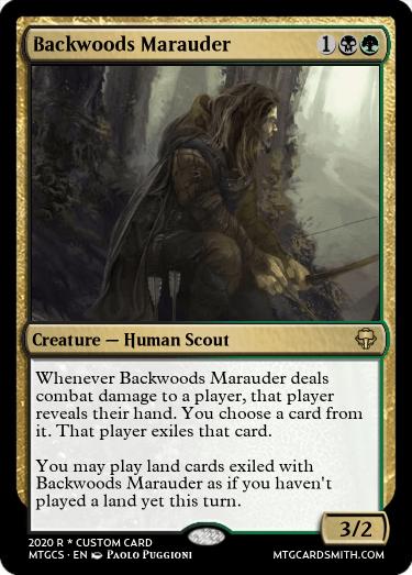 Tree Thief