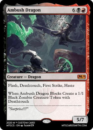 Ambush Dragon